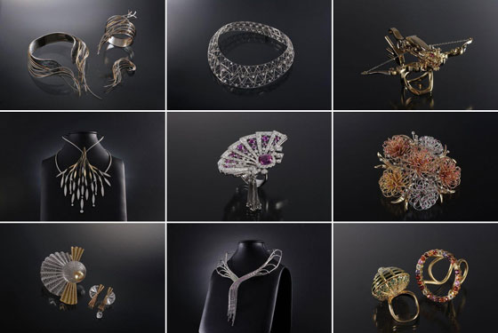 2016《jja珠宝设计大奖》获奖作品欣赏(图)