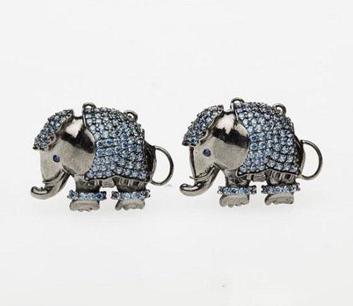 珠宝设计师 begüm khan:动物主题珠宝