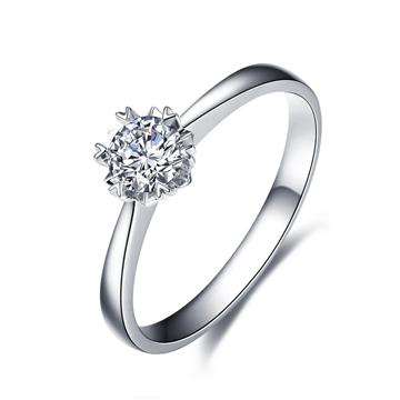 鋿艺钻石精美钻戒