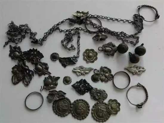 久银银饰为你呈现古老银饰工艺之美