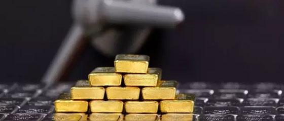 中国,黄金储备