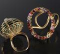 JJA珠寶設計大獎上那些精彩的珠寶作品