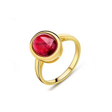 和叶珠宝时尚奢华戒指