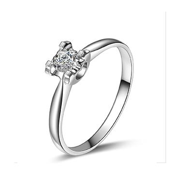 香港珠宝钻石戒指