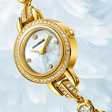 金熊金表时尚精美金表