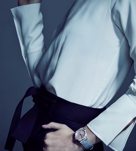 为什么高级腕表都要配鳄鱼皮表带?