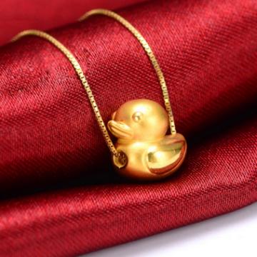 大熊珠宝小黄鸭转运珠
