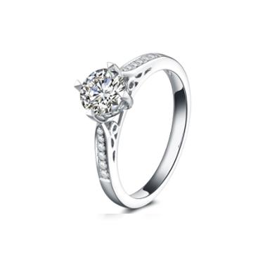壹爱钻石戒指浪漫回忆