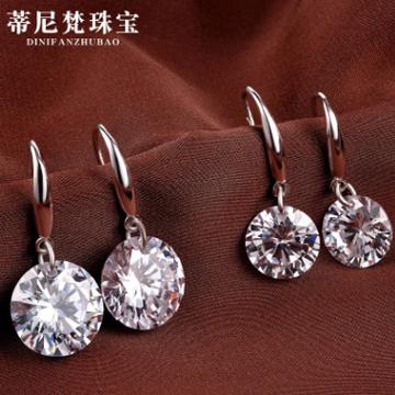 蒂尼梵珠宝电镀耳饰品