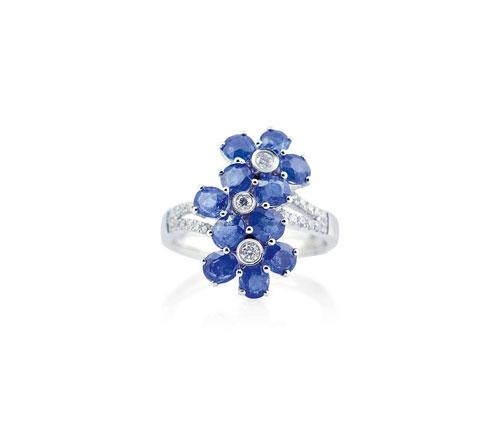 蓝宝石五个奥秘