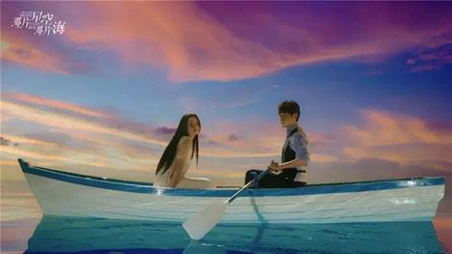 赛菲尔珠宝 跟《那片星空那片海》修炼高甜表白