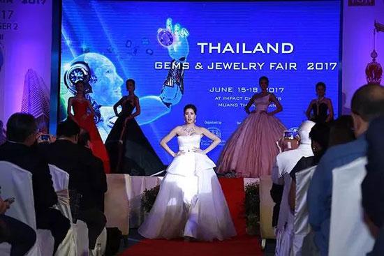 2017泰国宝石和首饰展览会即将开幕