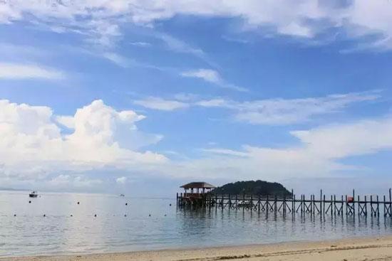 沙巴——免签的印度洋岛屿