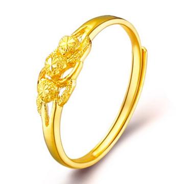 冠亚鳯祥-雕刻戒指