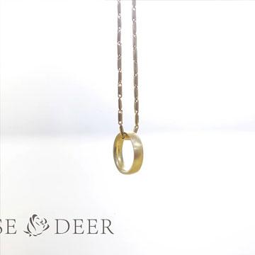 ROSEDEER(玫瑰与小鹿)18K金