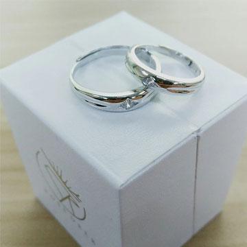 ROSEDEER(玫瑰与小鹿)18K金戒指