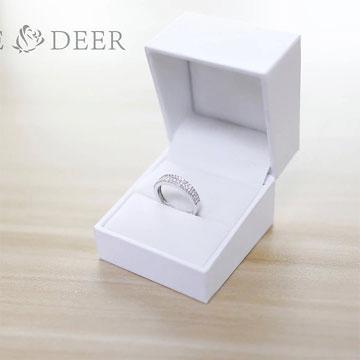 ROSEDEER(玫瑰与小鹿)钻石戒指