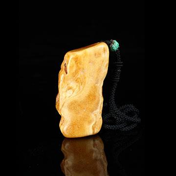 安曼博珠宝琥珀挂件