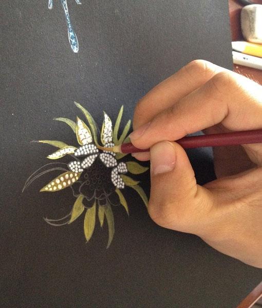 珠宝设计:学珠宝手绘设计者必看