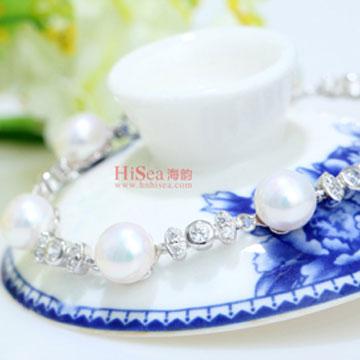海韵S925银淡水珍珠