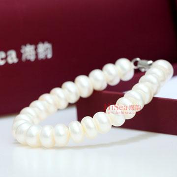 海韵淡水珍珠手链