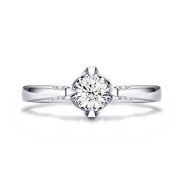 金多福珠宝钻石戒指