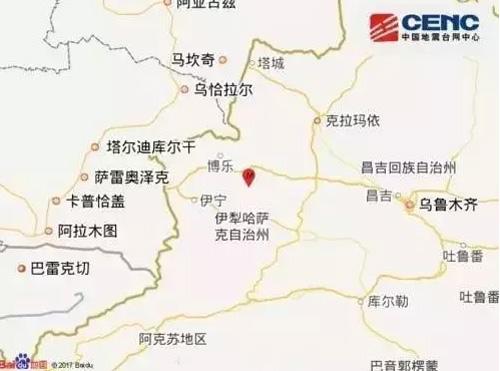 新疆博尔塔拉州精河县