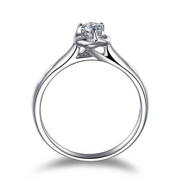 克拉达精美钻石女戒