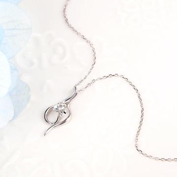 小钻王时尚精品钻石项链