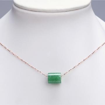 艾翠珠宝精美时尚翡翠项链