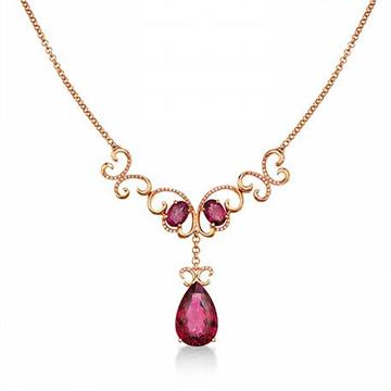 COLORGEMS彩宝世界珠宝精美奢华项