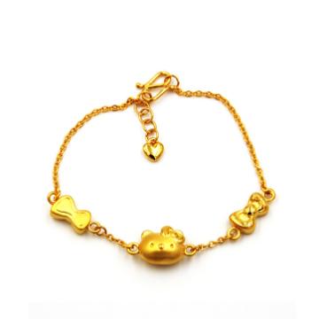 黄金码头精美手链