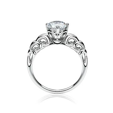 玛丽莱钻石馥郁·普罗旺斯寻爱戒指