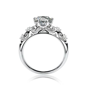 玛丽莱钻石馥郁·普罗旺斯绽放戒指