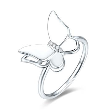 美億珠宝蝶变戒指