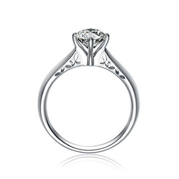 美億珠宝蝶变系列戒指