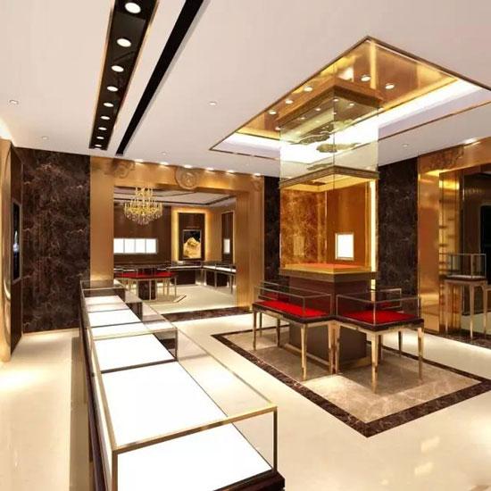 艺宸展具:浅析珠宝形象设计中的中国元素的运用