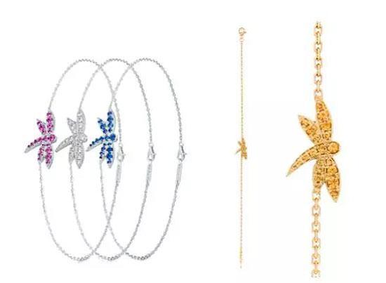 libellule,蜻蜓珠宝系列