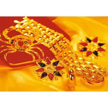 英格拉黄金手链回收