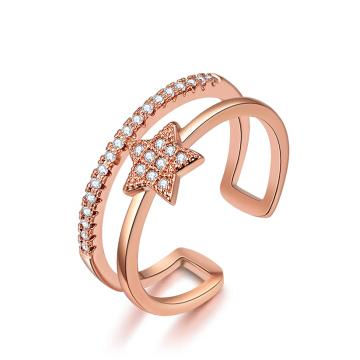 HERSTORY镶钻指环