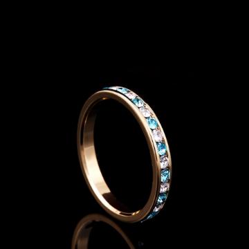 亨大福珠宝海蓝宝石