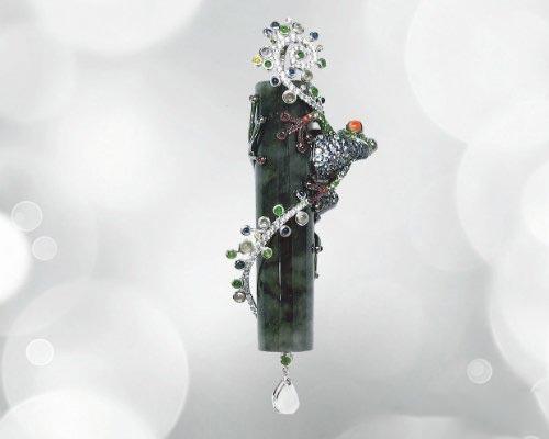 2017国际时尚翡翠首饰设计大赛颁奖礼即将举行