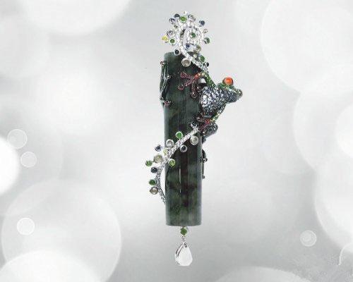 2017国际时尚翡翠首饰设计大赛公布得奖名单 颁奖礼12