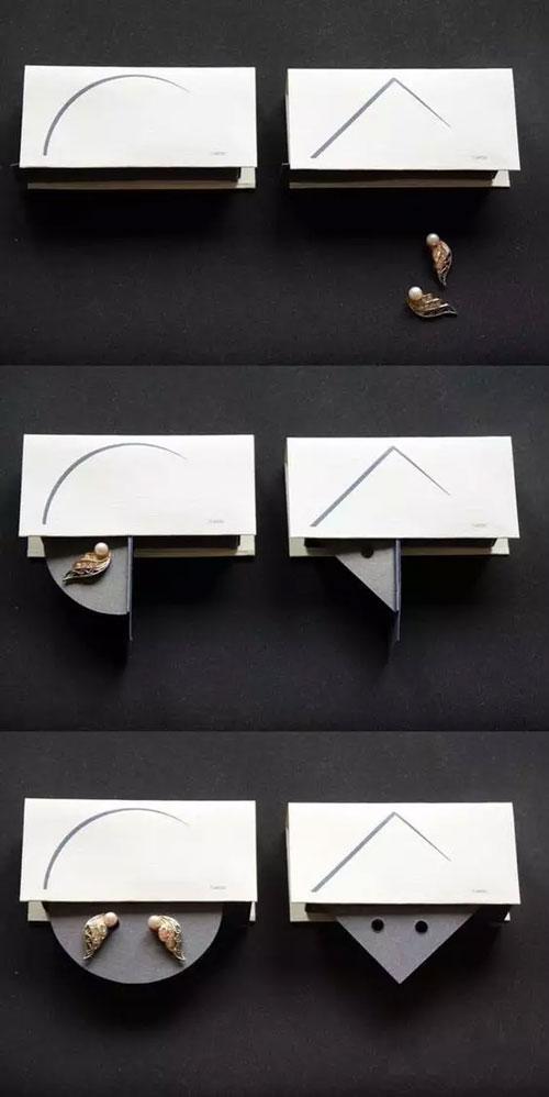 兴旺珠宝包装:创意首饰盒设计图片