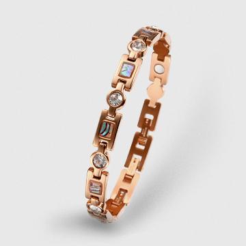 卡西拉奇浪漫假期时尚磁疗手链