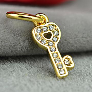 潘哆喜钥匙吊坠
