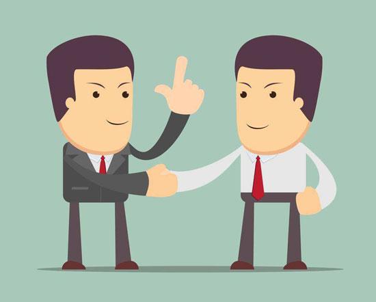 第二步骤:调整情绪到达巅峰状态    销售人员最重要的一个技能,就