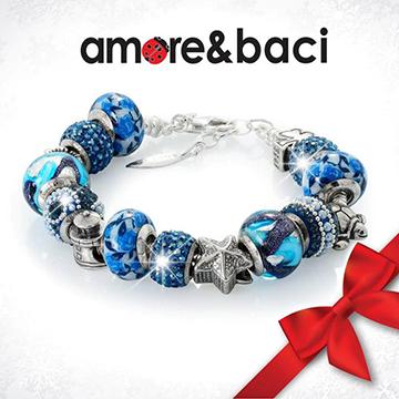 宝臣珠宝Amore-&-Baci唯美时尚手链