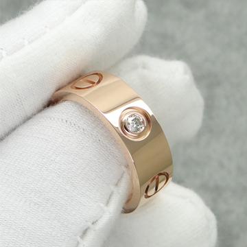 奢品女王珠宝时尚4C6钻戒指