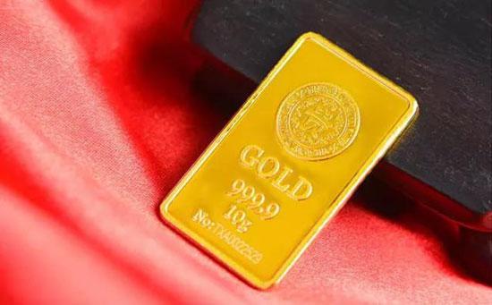投资必备——Au9999黄金金条金砖